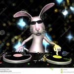http://www.dreamstime.com/stock-photo-easter-bunny-dj-image19149130